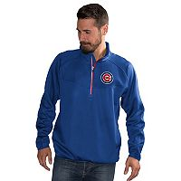 Men's Chicago Cubs Pacemaker Bonded Fleece Pullover