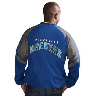 Men's Milwaukee Brewers Three Peat Pullover