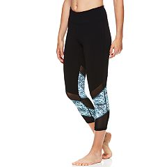 Women's Gaiam Om Sutra Midrise Capri Leggings