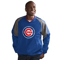 Men's Chicago Cubs Three Peat Pullover