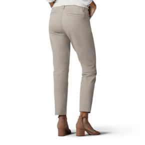Women's Lee Embroidered Chino Ankle Pants