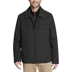 Men's Dockers Logan Wool-Blend Open-Bottom Bib Jacket