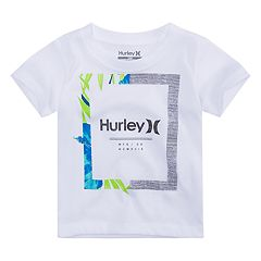 Baby Boy Hurley Bloom Graphic Tee