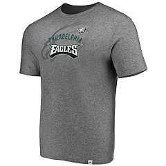 Men's Majestic Philadelphia Eagles Static Fade Tee