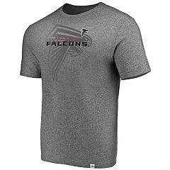 Men's Majestic Atlanta Falcons Static Fade Tee