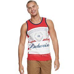 Men's Budweiser Tank