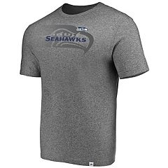 Men's Majestic Seattle Seahawks Static Fade Tee