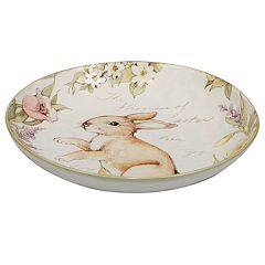 Certified International Bunny Patch 13 in Serving Bowl