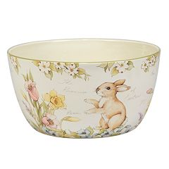 Certified International Bunny Patch Deep Bowl