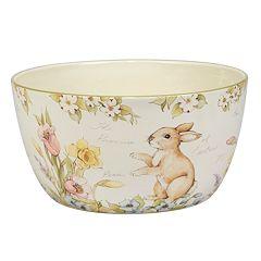 Certified International Bunny Patch Deep Bowl