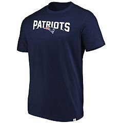 Men's New England Patriots Flex Logo Tee