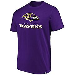 Men's Baltimore Ravens Flex Logo Tee