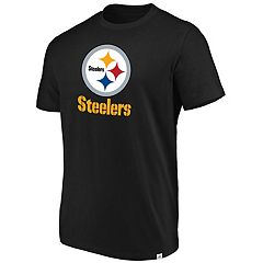 Men's Pittsburgh Steelers Flex Logo Tee