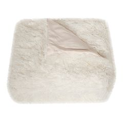 Safavieh Cuddle Faux Fur Throw