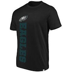 Men's Philadelphia Eagles Flex Vertical Wordmark Tee