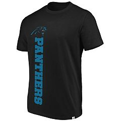 Men's Carolina Panthers Flex Vertical Wordmark Tee