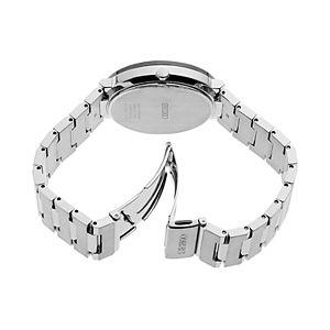 Seiko Men's Stainless Steel Solar Watch - SNE479