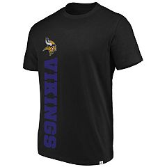 Men's Minnesota Vikings Flex Vertical Wordmark Tee