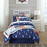 Lullaby Bedding Away At Sea Comforter Set