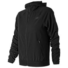 Women's New Balance Accelerate Hooded Track Jacket