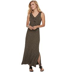 Women's Apt. 9® Ruffle Maxi Dress