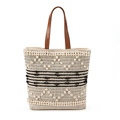 SONOMA Goods for Life™ Macrame Tote