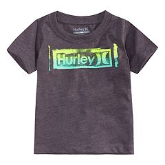 Baby Boy Hurley One & Only Roller Graphic Tee