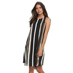 Women's Apt. 9® High Neck Shift Dress