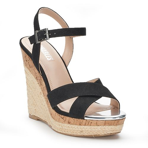 7fe360c19216 Style Charles by Charles David Annex Women s Strappy Wedge Sandals