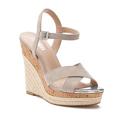 Style Charles by Charles David Annex Women's Strappy Wedge Sandals