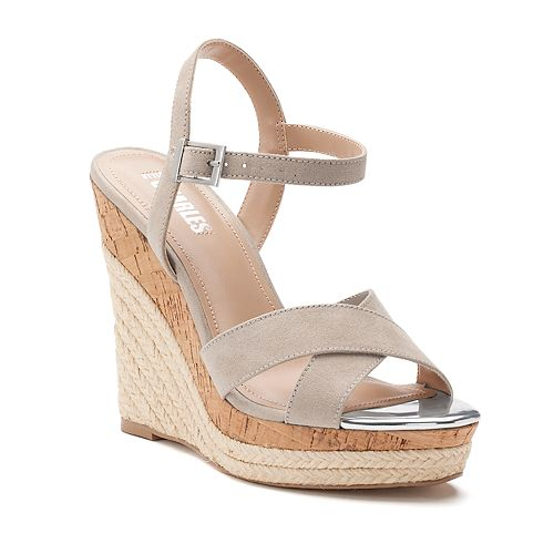 Style Charles by Charles David ... Annex Women's Strappy Wedge Sandals UoDBRH