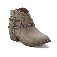 SO® Redbud Women's Ankle Boots