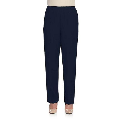 Women's Alfred Dunner Studio Pull-On Pants