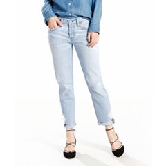 Women's Levi's® 501 Crop Tapered Jeans