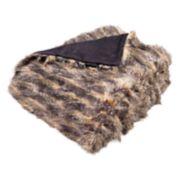 Safavieh Pheasant I Faux Fur Throw