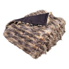 Safavieh Pheasant I Faux Fur Throw
