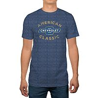 Men's Chevrolet American Classic Tee