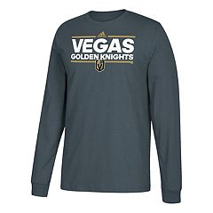 Men's adidas Vegas Golden Knights Dassler Tee