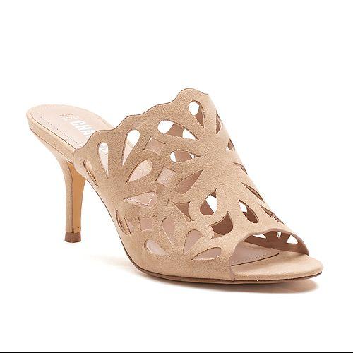 Style Charles by Charles David Natal Women's High Heel Slides