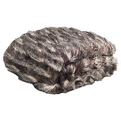 Safavieh Pheasant II Faux Fur Throw