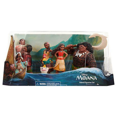 Disney Princess Moana Figure Set