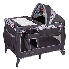 Baby Trend Pyramid Deluxe Nursery Center Playard