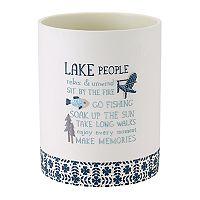 Avanti Lake Life Wastebasket