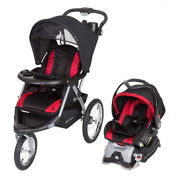 Baby Trend Expedition Glx Travel System, Baby Trend Jogging Stroller Chicco Car Seat