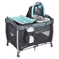 Baby Trend Resort Elite Nursery Center Playard - Laguna Blue