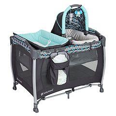 Baby Trend Resort Elite Nursery Center Playard - Laguna Blue