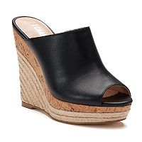 Style Charles by Charles David Angie Women's Wedge Sandals