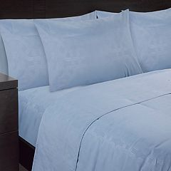 Sharper Image Microfiber Embossed Sheet Set
