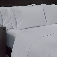 Sharper Image Microfiber Solid Sheet Set