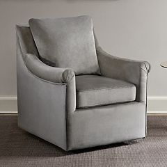 Madison Park Morton Swivel Arm Chair